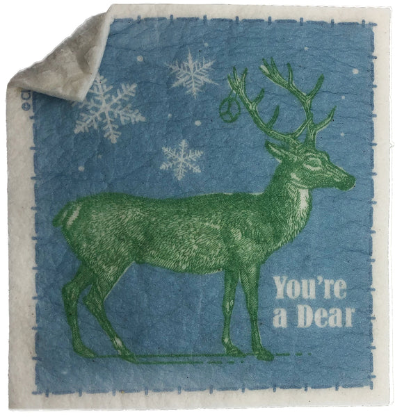 You're a Dear, Deer wet.