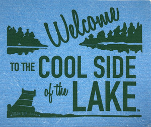 Welcome to the Cool Side of the Lake