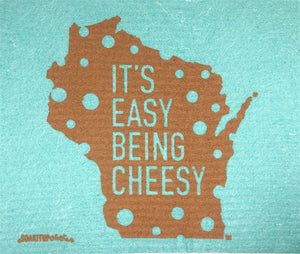 Wisconsin It's Easy Being Cheesy