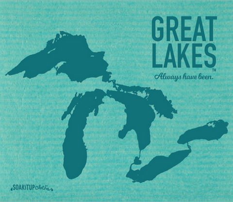 GREAT LAKES Always have been.