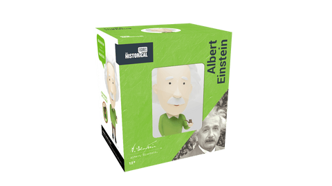 ALBERT EINSTEIN FIGUREART - Limited Edition Toys Mérida