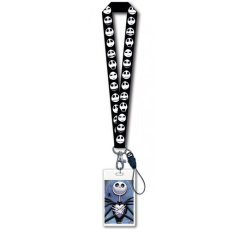 NBC JACK LANYARD WITH CARD HOLDER ONLY