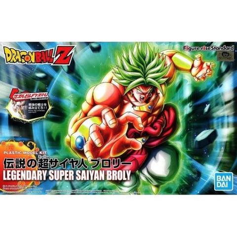 BROLY LEGENDARY SUPER SAIYAN MODEL KIT - Limited Edition Toys Mérida