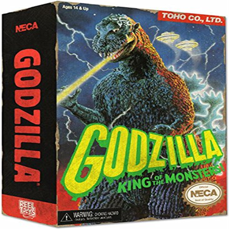 GODZILLA (VIDEO GAME APPEARANCE) NECA