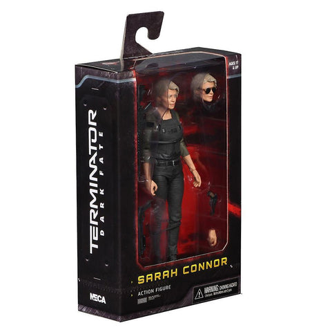SARAH CONNOR TERMINATOR DARK FATE (2019) NECA