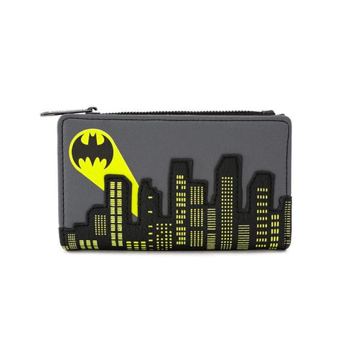 DC BATMAN BAT SIGNAL FLAP WALLET - Limited Edition Toys Mérida