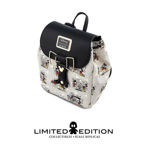 Loungefly Disney Minnie Mickey Bow Hardware