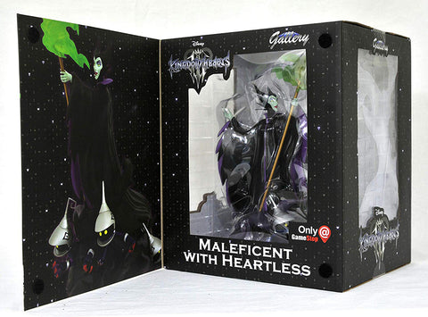 GALLERY STATUES  KINGDOM HEARTS 3 MALEFICENT