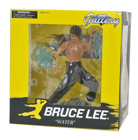 BRUCE LEE WATER DIAMOND GALLERY - Limited Edition Toys Mérida
