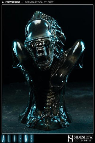 BUSTO ALIEN WARRION LEGENDARY SIDESHOW - Limited Edition Toys Mérida