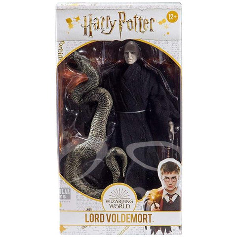 LORD VOLDEMORT AND NAGINI