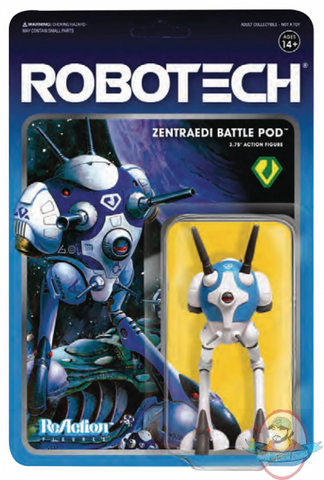 ZENTRAEDI BATTLE POD SUPER7