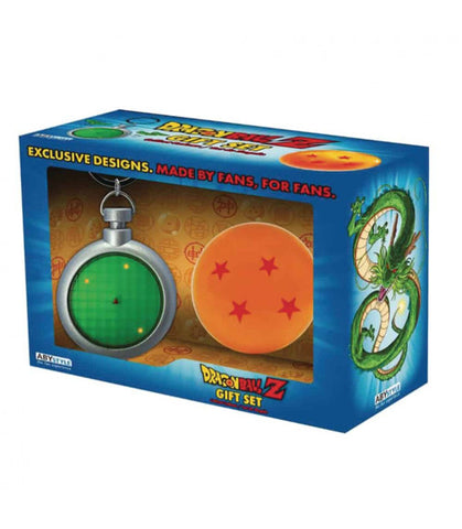 RADAR LLAVERO Y DRAGON BALL SET
