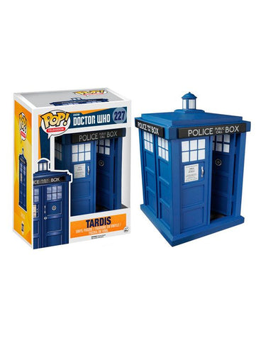 TARDIS POP SUPER SIZED