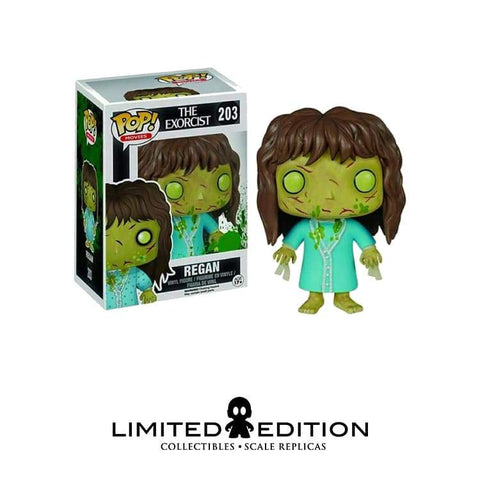 REGAN THE EXORCIST POP! MOVIE