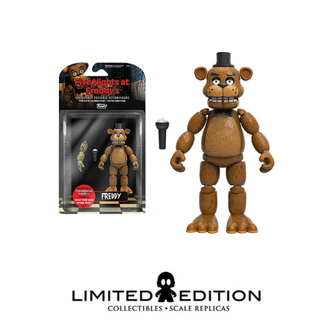 FREDDY FNAF FUNKO ACTION FIGURE