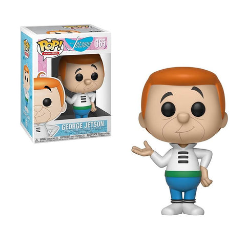 POP ANIMATION-HANNA BARBERA  S5  JETSONS   GEORGE