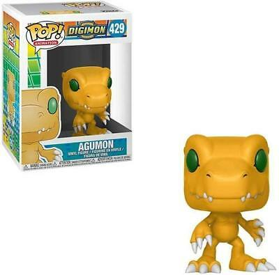 AGUMON  POP! ANIMATION - Limited Edition Toys Mérida
