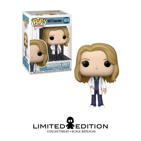 MEREDITH GREY POP TELEVISION