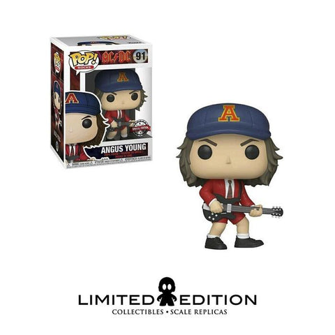 ANGUS YOUNG AC/DC (SE) POP ROCKS