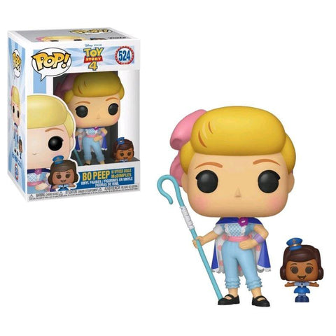 Bo Peep w/Officer McDimp-POP! Disney Toy Story 4 - Limited Edition Toys Mérida