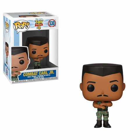 Combat Carl Jr-POP! Disney Toy Story 4 - Limited Edition Toys Mérida
