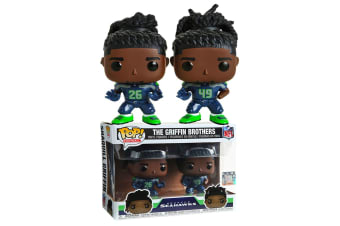 GRIFFIN BROTHERS 2PK POP SPORTS