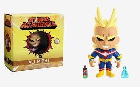 ALL-MIGHT - Limited Edition Toys Mérida