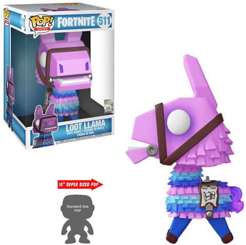 LOOT LLAMA POP SUPER SIZED