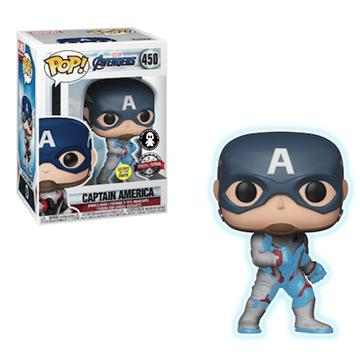 CAPTAIN AMERICA (TS) (GW) POP HEROES EXCLUSIVE LIMITED EDITION - Limited Edition Toys Mérida