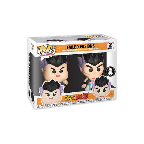 FAILED FUSION 2PK - POP ANIMATION EXCL LIMITED EDITION