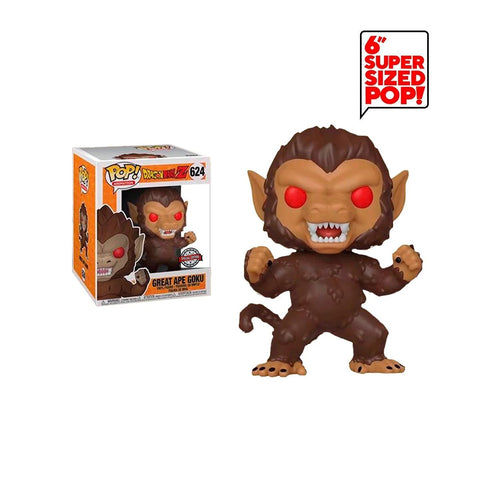 GREAT APE GOKU POP SUPER SIZED