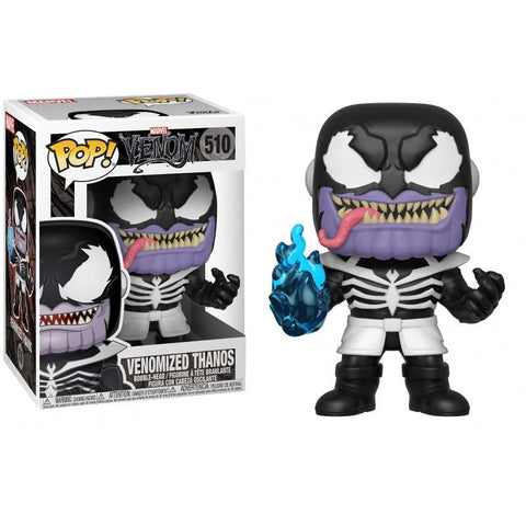 VENOM THANOS - POP! HEROES- MARVEL