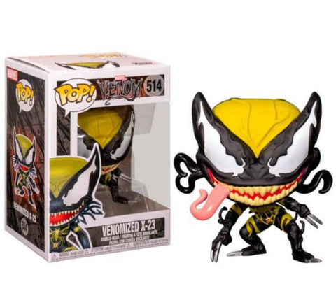 VENOM X-23 - POP! HEROES- MARVEL