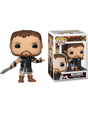 MAXIMUS POP MOVIES -  GLADIATOR