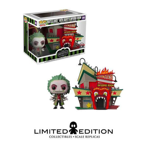 Beetlejuice  Dante Inferno Pop  Town - Limited Edition Toys Mérida