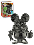 RAT FINK CHROME BLACK SDCC 2019