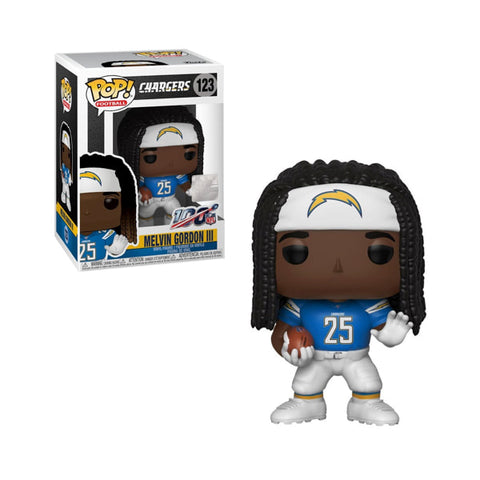 POP NFL  MELVIN GORDON (CHARGERS)