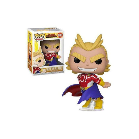 ALL MIGHT (GOLDEN AGE)  POP! ANIMATION - Limited Edition Toys Mérida