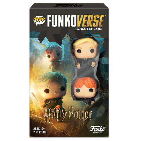 FUNKOVERSE HARRY POTTER 2PK
