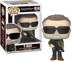 T-800 POP! MOVIES  DARK FATE