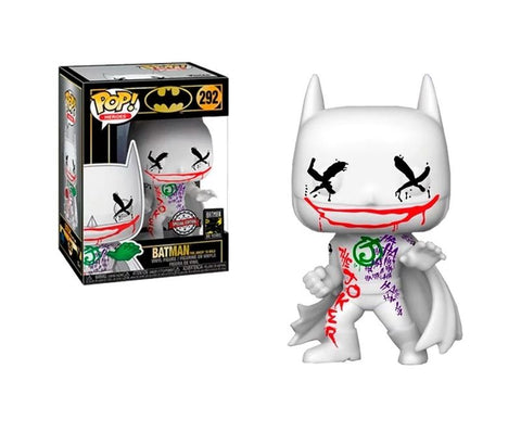 JOKER IS WILD BATMAN POP HEROES SE