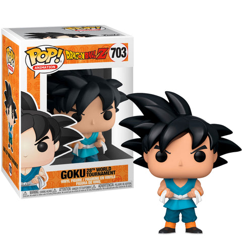 GOKU (BU) (WORLD TOURNAMENT) POP ANIMATION -  DBZ