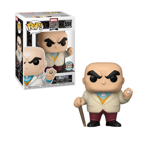 POP MARVEL: 80TH - FIRST APPEARANCE: KINGPIN