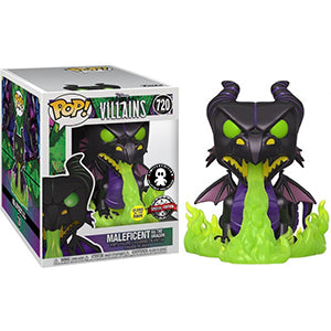 MALEFICENT AS THE DRAGONW/FLAMES (MT)(GW) EXCLUSIVE LE