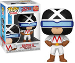 POP ANIMATION: SPEED RACER - RACER X