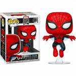 SPIDERMAN FIRST APPEARANCE MARVEL: 80TH POP