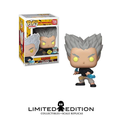 GAROU POP ANIMATION GITD SP