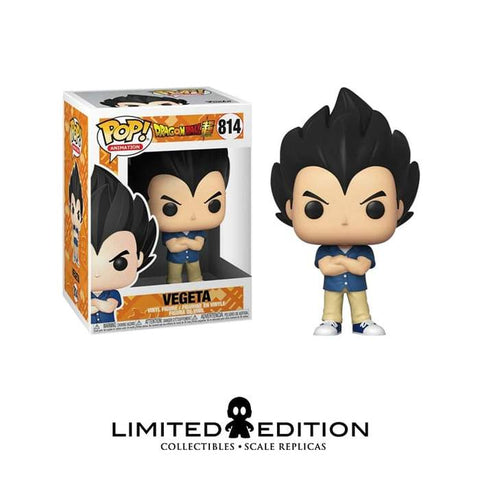VEGETA POP ANIMATION