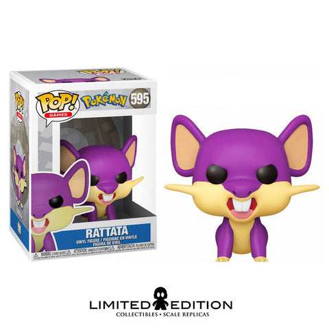 RATTATA POP GAMES